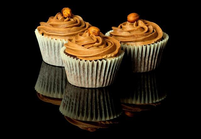 Pumpkin Caramel Chocolate Cups