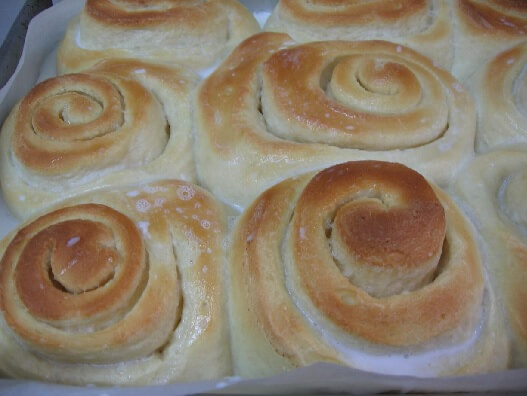 Recipe: Sticky Lemon Rolls with Lemon Cream Cheese Glaze ...