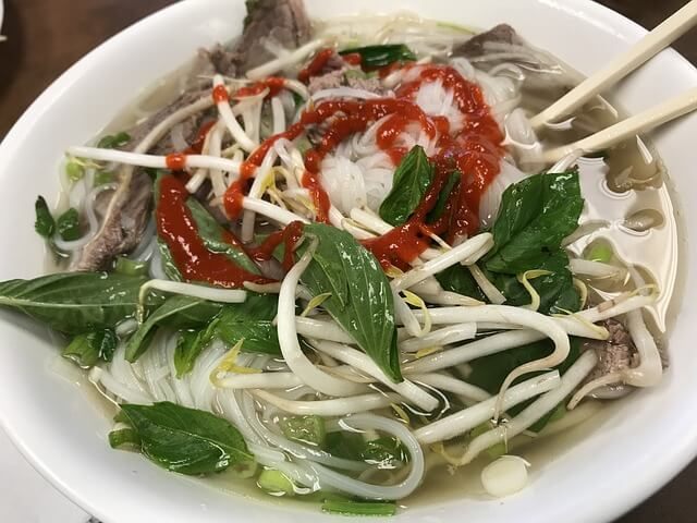 Recipe Vegetarian Pho (Vietnamese Noodle Soup) — Recipes from The