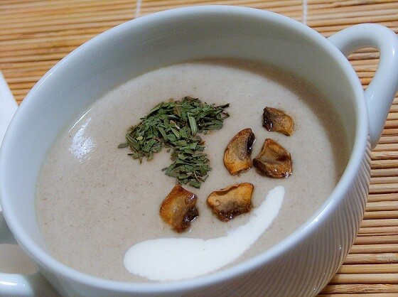 Recipe Slow Cooker Cream of Mushroom Soup — Quick and Easy Weeknight Dinners