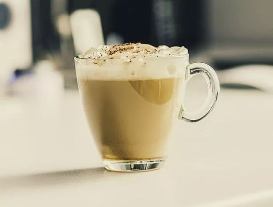 Recreate the Starbucks Maple Pecan Latte at Home